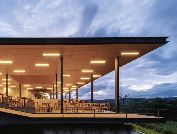 사람과 시간과 자연을 연결하는 의미 있는 건축물