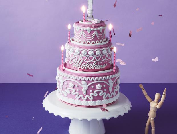 소원을 이루어지게 하는 케이크 백