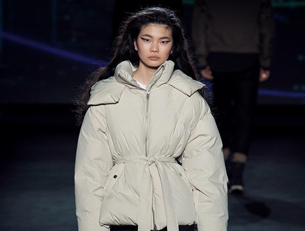 한겨울에 즐기는 퍼퍼 재킷