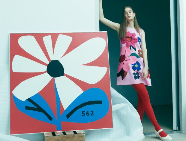 패션에 드리운 예술적인 패턴들