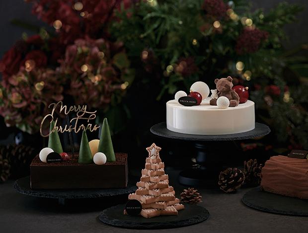 거룩한 밤을 위한 크리스마스 케이크